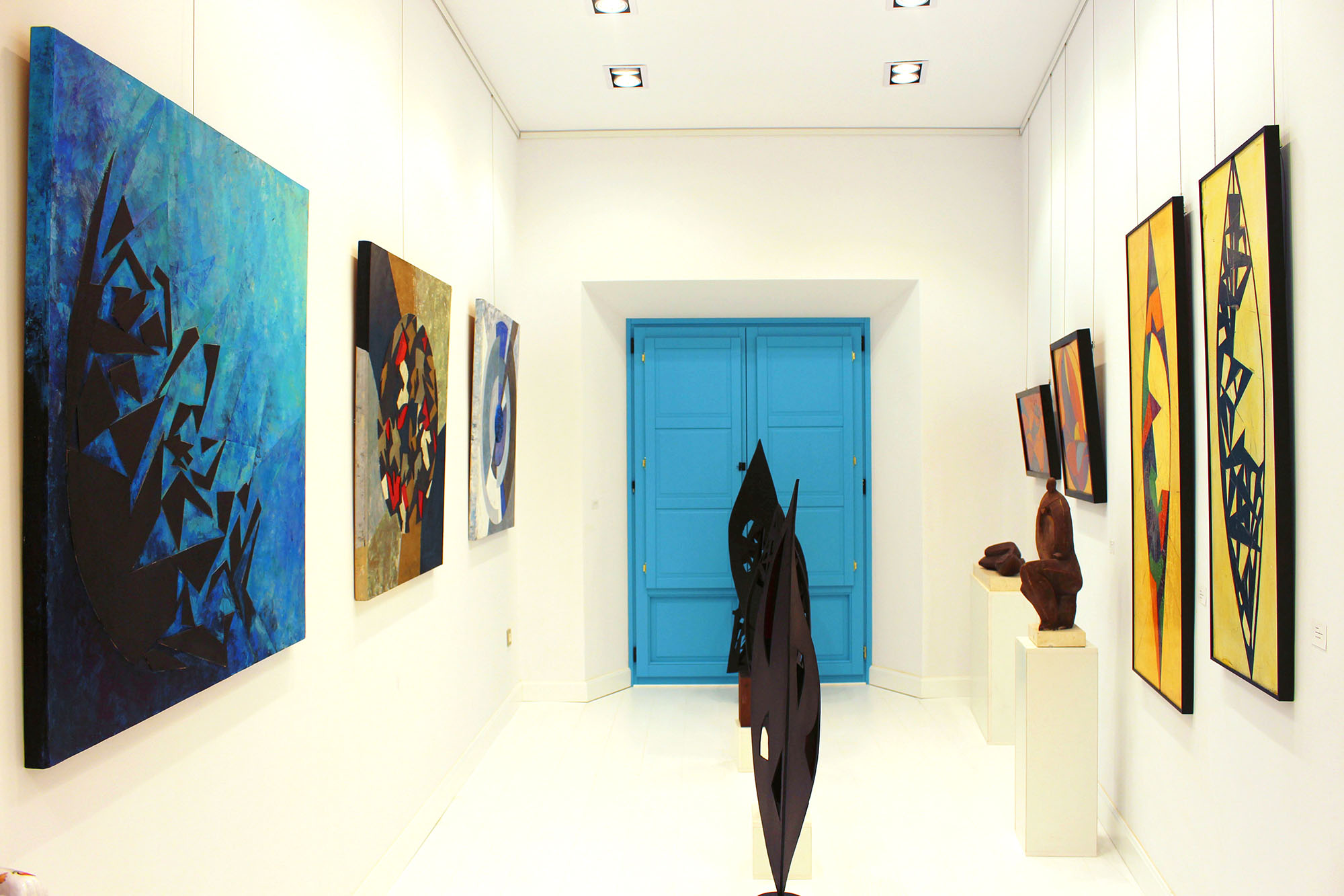 galeria2 small art gallery