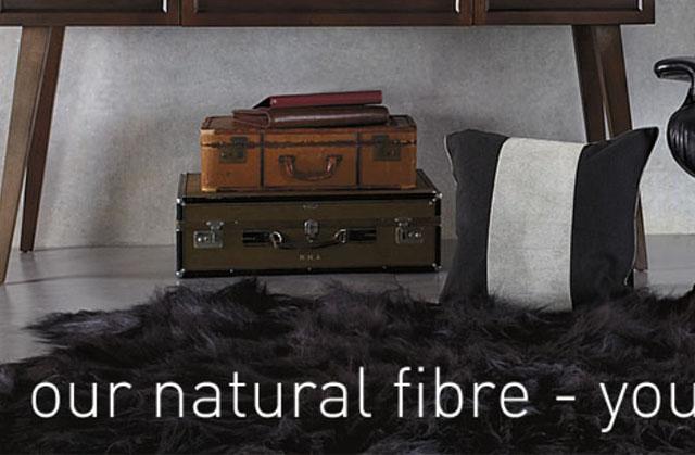 alfombras fibra