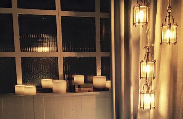decoracion lamparas
