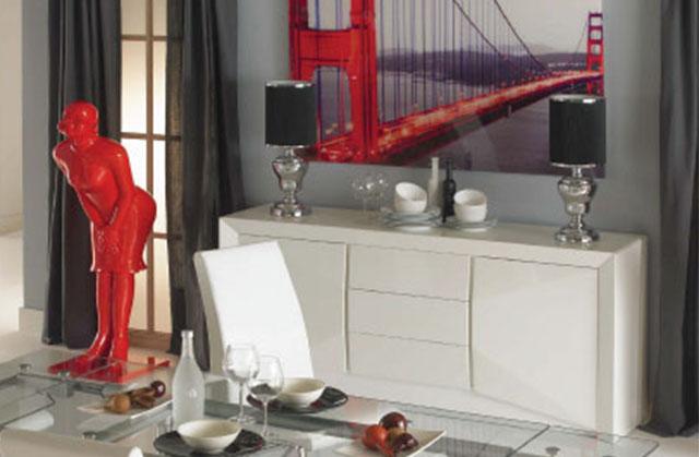 Tienda de muebles al arte decoraci n for Camino a casa muebles