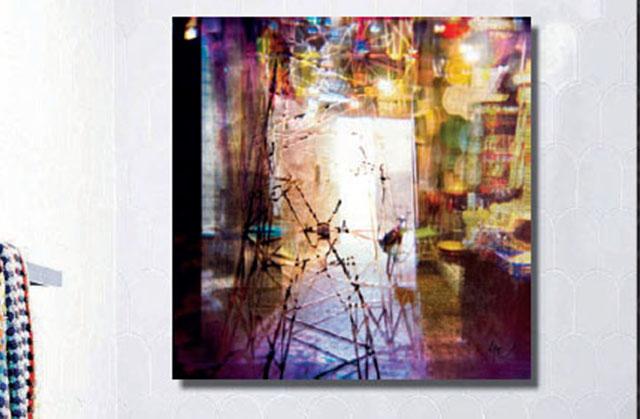 pintra abstracta